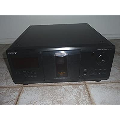 sony-cdpcx210-200-disc-cd-changer
