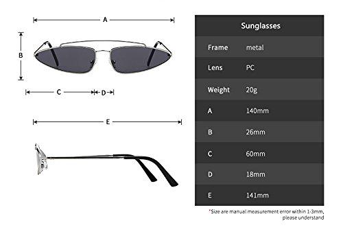polarizadas Marrón para Gafas moda Gafas Hellomiko mujeres UV y polarizadas hombres q4xwOaAf