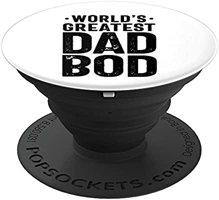 Amazoncom Funny Quotes Greatest Dad Bod White Case Holder Father