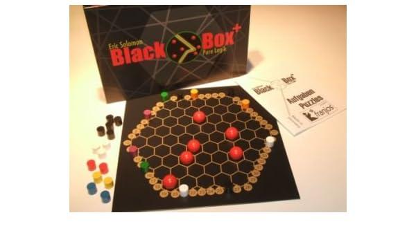 Franjos Spieleverlag fra00002 – Black Box +: Amazon.es: Juguetes y juegos
