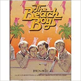 Book The Beach Boys by Byron Preiss (1983-12-03)