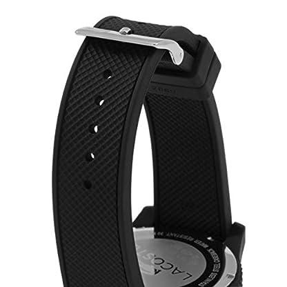 Lacoste Herren Quarz Uhr mit Armband 2010766 3