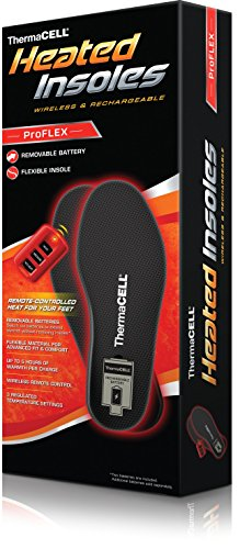 ThermaCELL ThermaCELL ProFLEX Heated Insoles, Medium by Thermacell (Image #2)