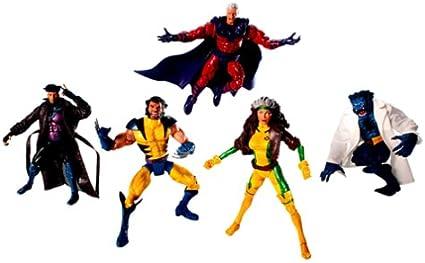Marvel Legends X-Men Legends Gift Pack Action Figure: Amazon.es ...