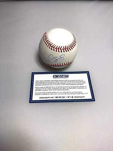 Gary Sanchez New York Yankees Signed Autograph Official MLB Baseball Steiner Sports Certified