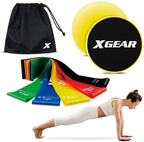 Resistance Bands Gliding XGEAR Low Impact Strengthen product image