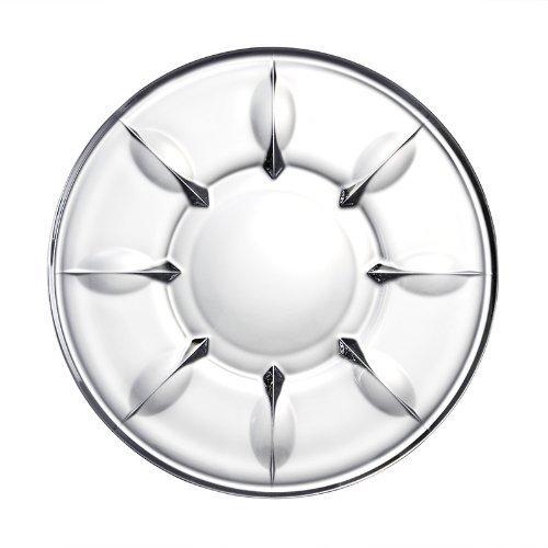 Gorham Hartfield Dessert Plate, White, Set of 4