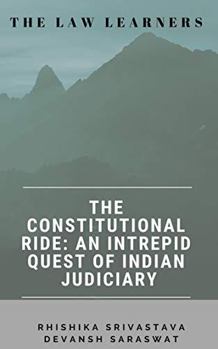 LANDMARK JUDGEMENTS IN INDIA (Landmark Judgements Of Supreme Court Of India)