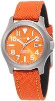 Momentum Women's 1M-SP01O6O Atlas Orange Dial Orange Cordura Watch from Momentum