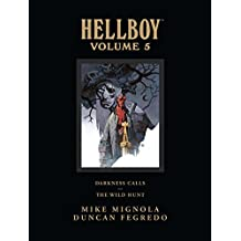 Hellboy Library Edition, Volume 5: Darkness Calls and The Wild Hunt