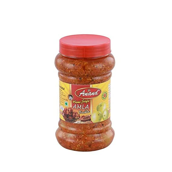 ANAND Home Made Amla Pickle (1 Kg)
