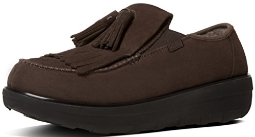 FRINGELOAFER TM CHOCOLATE SUEDE 37