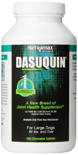 Nutramax Dasuquin for Dogs Over 60 Pounds - 150 Tablets