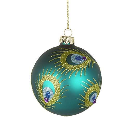 Ikea Weihnachten Christbaumkugel Dekokugel Aus Glas Gold: Weihnachtskugel Aus Glas Mit Goldfarbenen Sternen Und Glitzer