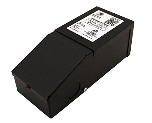 12V Magnitude Magnetic Dimmable LED Driver Transformer Hardwired Under Cabinet Lighting 60 Watt - Inspired LED by Inspired LED (Image #1)