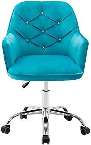 Office Chair Modern Velvet Leisure Chair