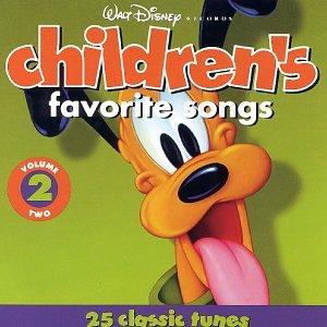 Walt Disney Records : Children