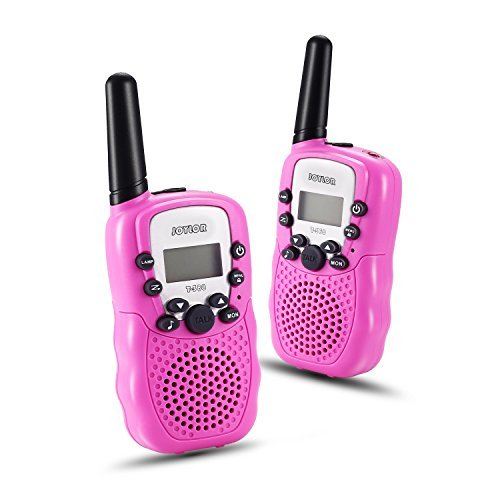 Joylor Durable Walkie Talkies Twin Toy for kids,Easy To Use