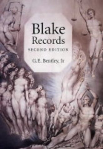 Blake Records: Second Edition (The Paul Mellon Centre for Studies in British Art)