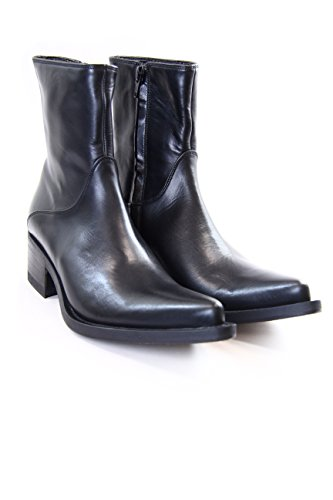 Ankle Boots Pifni3247wc Eu38 Fornarina Leather Vintage Black pzwttxnAEq