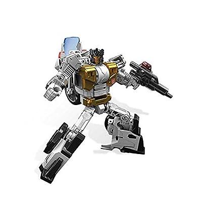 Hasbro Transformers Generations combiner wars deluxe protectobot groove