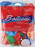 Balloons Round 7″ 36/Pkg: Assorted Colors, Health Care Stuffs