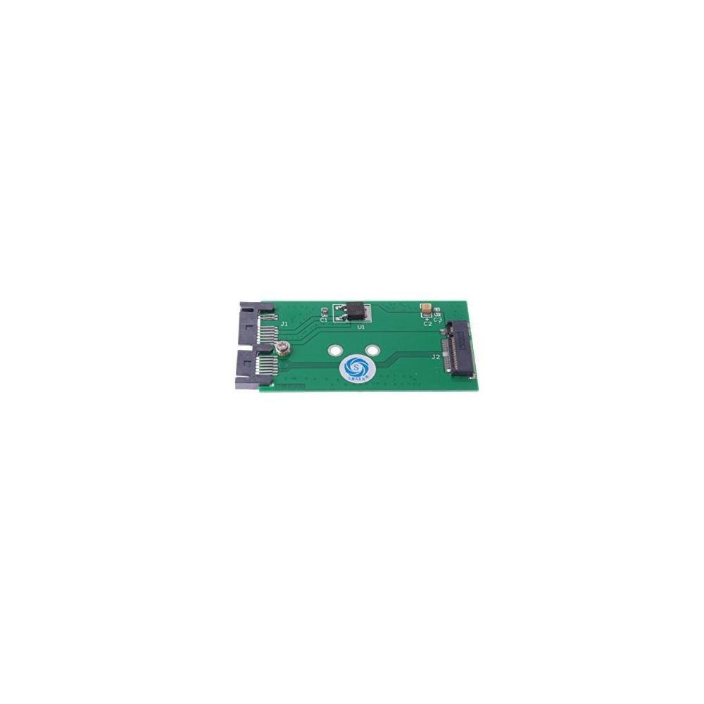 Smakn Ngff M.2 B Clave Ssd A 1.8 Micro Sata Adaptador Tarjeta Conver Para Thinkpad E431 E531 X240s Lenovo Y410p Y510p C