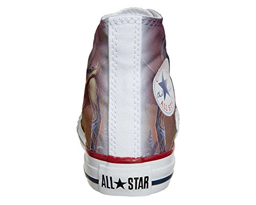 Converse Customized Adulte - chaussures coutume (produit artisanal) Guerriera Sex