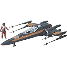 Star Wars Force of awakening large vehicle X-wing starfighter Poe Dameron machine