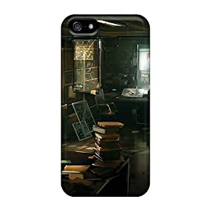 New Arrival Games Deus Ex Office SjHNE25946dSWDe Case Cover/ 5/5s Iphone Case