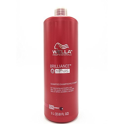 Wella Brilliance Shampoo Normal Colored
