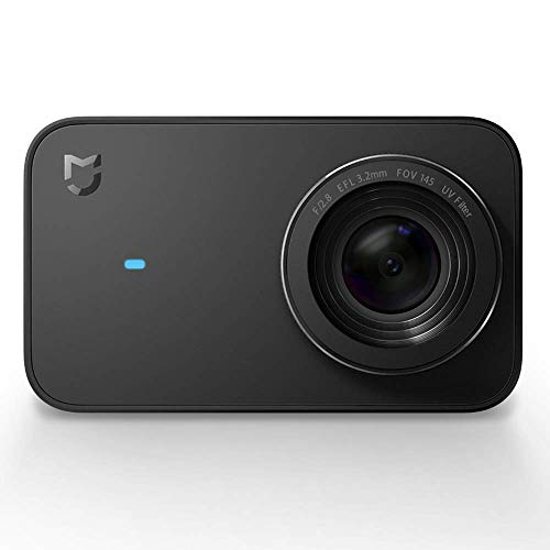 - Xiaomi Mijia Mini 4k Action and Video Camera Sport Camera 30fps 145 Angle 2.4