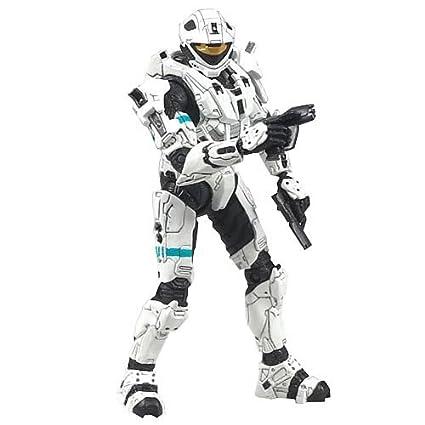 McFarlane Toys Halo 2009 Wave 3 - Series 6 Spartan Soldier Recon