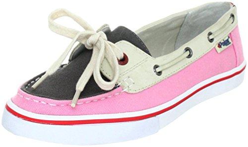 Cuir Grey Canvas Beige Sneaker Pink Rose gris Pajar Val beige FqOwOtA
