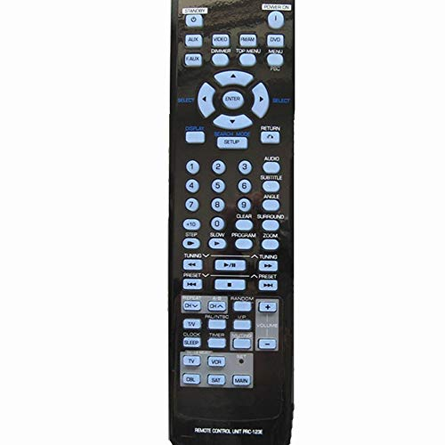 Artshu Remote Control for Sherwood Hollywood Audio Amplifier Controller PRC-123E