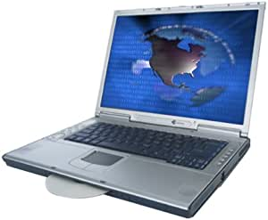 Gateway M505X Notebook (1.4-GHz Pentium M (Centrino), 512 MB RAM, 40 GB Hard Drive, DVD/CD-RW Combo)