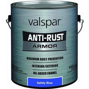 Anti Rust Industrial Safety Color Enamel
