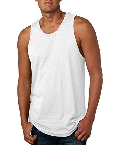 next-level-mens-stylish-soft-jersey-tank-top-wht-hthr-gray-medium