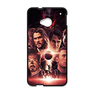 The Avengers HILDA0004314 Phone Back Case Customized Art Print Design Hard Shell Protection HTC One M7