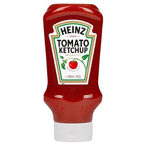 570g Heinz Tomato Ketchup