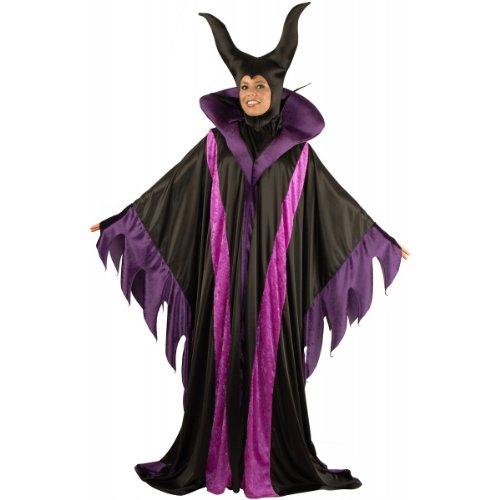 Maleficent Plus Size Costumes (Maleficent Witch Adult Costume)