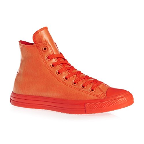 Star All 'rubber' Red Signal Chuck Rouge Sneaker Taylor Converse Hi 153802c qwPHfp
