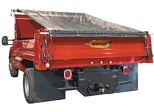 (Buyers Products DTR7012 7 ft. x 12 ft. Aluminum System with Mesh Tarp)