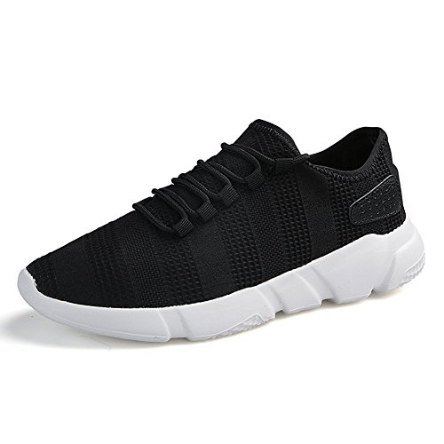 Madaleno Hommes Sneakers Chaussures De Course Sport Respirant Ultra-l