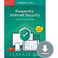 Kaspersky Internet Security 2019 - Dijital Kod (License Key) - E-mail ile teslimat (3 Cihaz 1 Yıl - Standart)