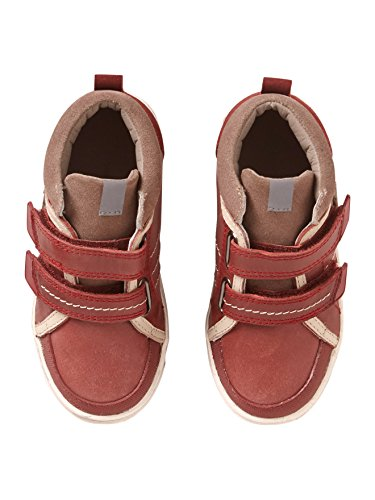 Zapatillas De Rojo Deporte Vertbaudet Niños 8v0q6Pwx