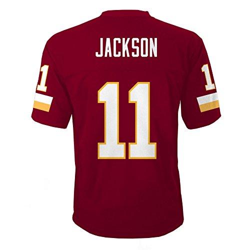 1e00024ec Amazon.com   NFL Washington Redskins Boys Player Fashion jersey   Sports    Outdoors