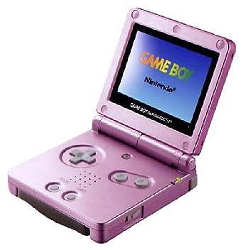Game Boy Advance Sp Konsole Pink Amazon De Games