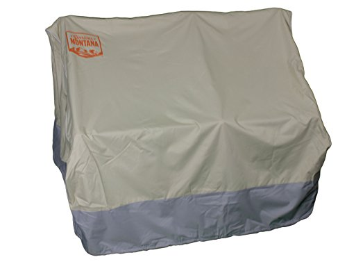 8258 Premium Patio Bench Cover with Water Resistant Heavy Duty Material ()