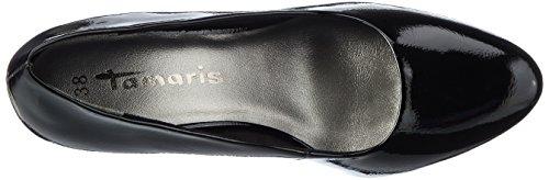 Black Donna 22465 Nero Scarpe Tamaris con Tacco Patent xYqwIf
